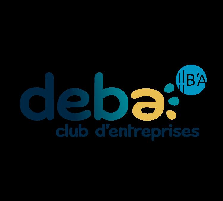 Membre du club d'entreprise du Bassin d'Arcachon DEBA