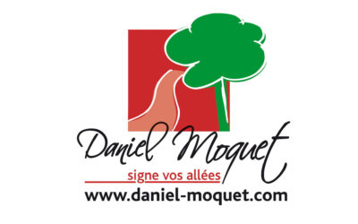 Daniel Moquet signe vos allées. Entreprise Lavigne à Biganos, une entreprise sérieuse